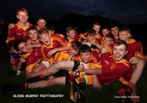 U16s capture Monalty  Cup