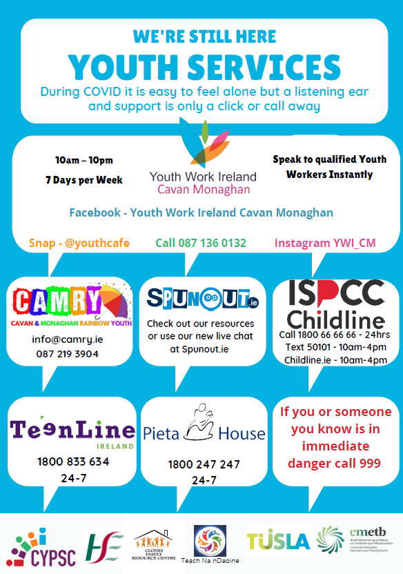 Information and Support for Parents and Young People