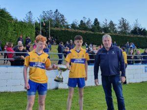 U15s Secure Championship Honours